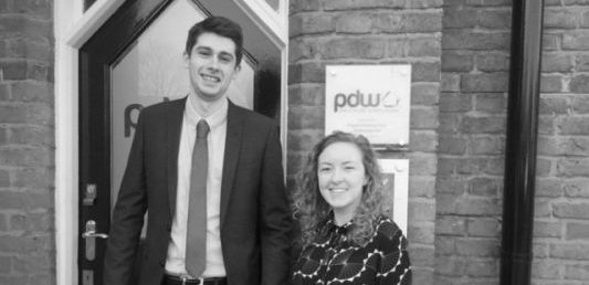 Three Year Anniversary for Two of Our Development Staff